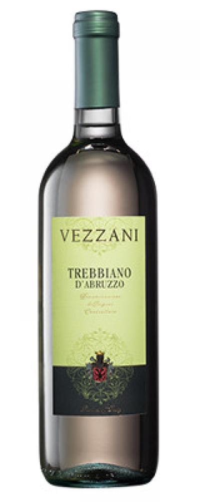 Vezzani Trebbiano D'Abruzzo DOC Branco Seco 2012