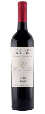 Goulart Winemaker Grand Reserva Malbec 2015
