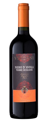 Vezzani Nero D'Avola Tinto Seco 2012
