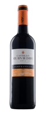 Vinho Espanhol Castillo Murviedro Tempranillo 2015