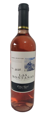 Las Montanas Rosé