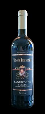 Vittorio Emanuele I Sangiovese Puglia